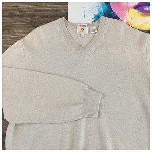 Viyella Patrick James Men's Merino Wool Sweater